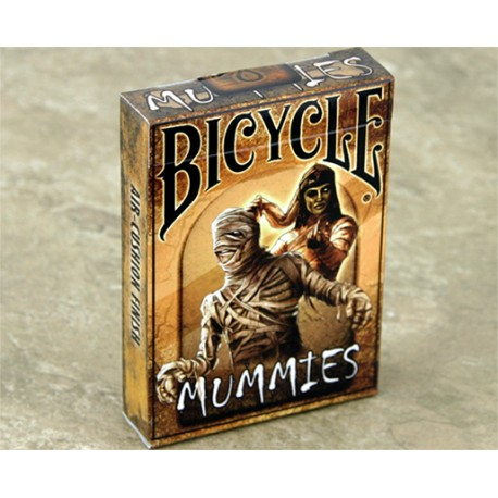 Bicycle Mummies