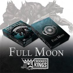 Bicycle Werewolf Full Moon