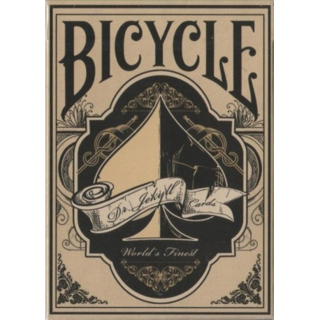 Bicycle Doctor Jekyll