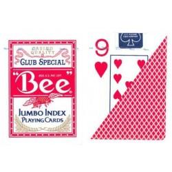 Bee Jumbo Index Rosu
