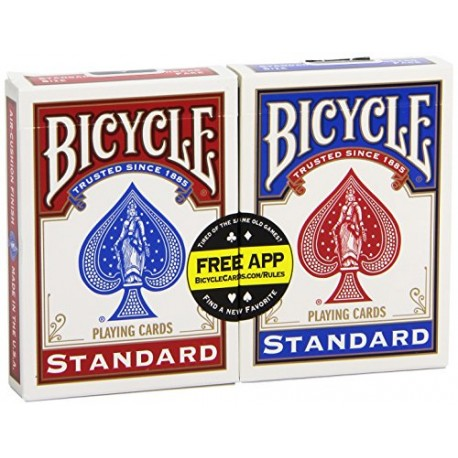 Bicycle Standard 2Pack