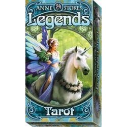 Carti Tarot Anne Stokes Legends