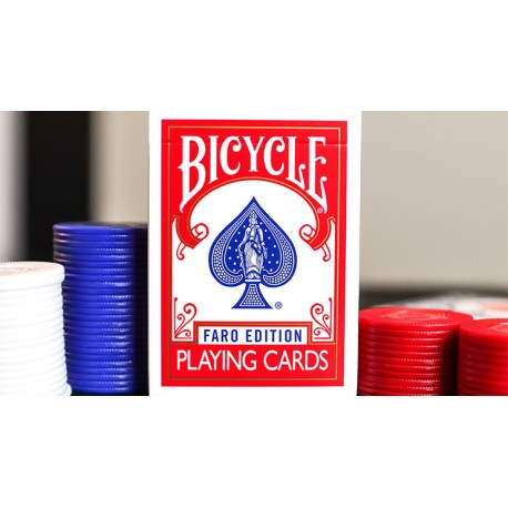 Bicycle Faro Red