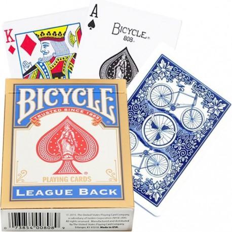 Bicycle League Blue