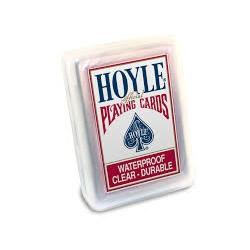 Hoyle Clear Plastic