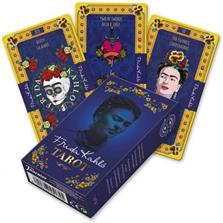 Carti Tarot Frida Kahlo