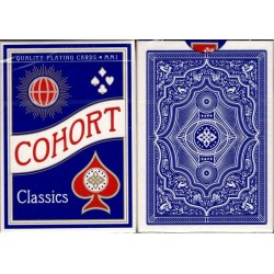 Cohorts Blue Vintage Casino