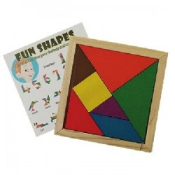 Fun Shapes Puzzle