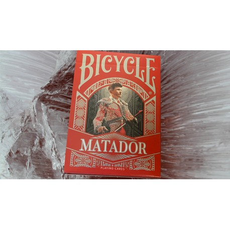 Bicycle Matador Red