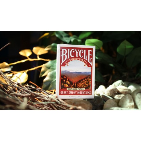 Bicycle National Parks Great Smoky Mountains