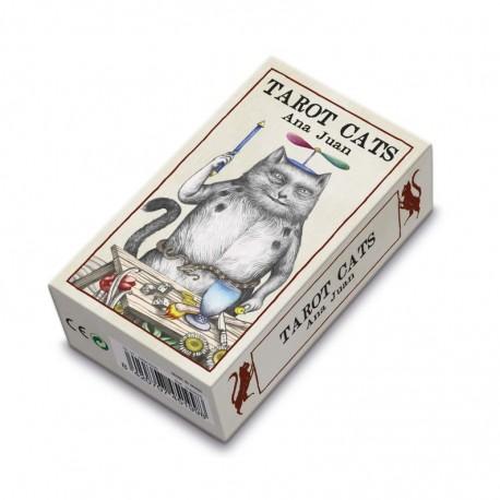 Carti Tarot Cats by Ana Juan