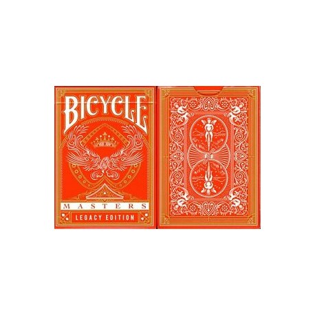 Bicycle Shadow Master Red Legacy Edition