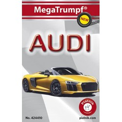 Piatnik Mega Trumpfs Audi