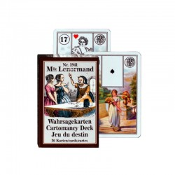 Carti Cartomantie Piatnik Mademoiselle Lenormand