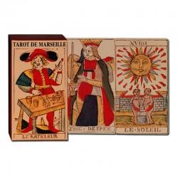 Carti tarot de Marseille - Piatnik