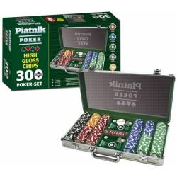 Set Poker 300 jetoane Piatnik
