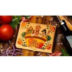 The Royal Pizza Palace set