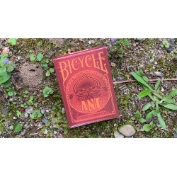 Bicycle Ant Red