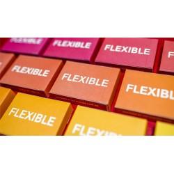 Flexible Gradients Orange