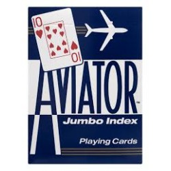Aviator Jumbo Index Albastru