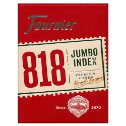 Fournier 818 Rosu