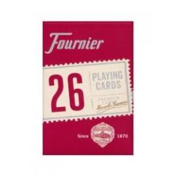 Fournier 26 Rosu