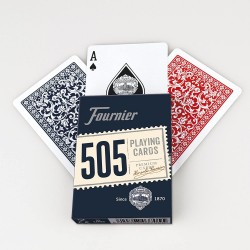 Fournier 505 Albastru