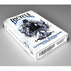 Bicycle Karnival Renegades Albastru