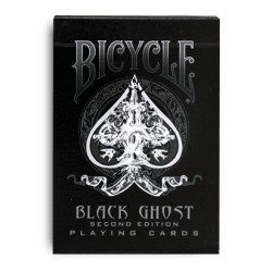 Bicycle Ghost Black