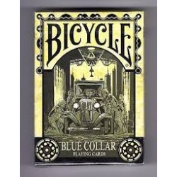 Bicycle Blue Collar