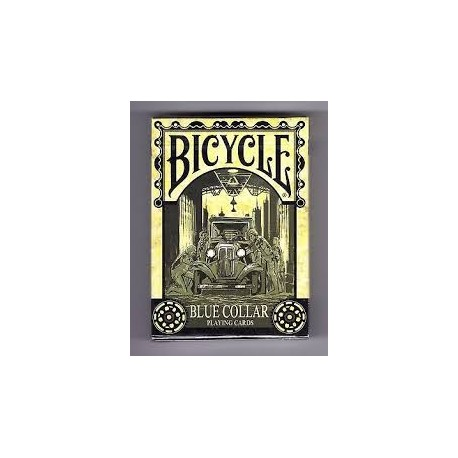 Bicycle Blue Collar