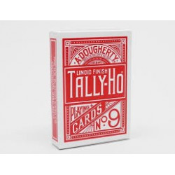 Tally-Ho Red Circle Nr. 9