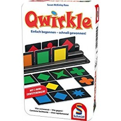 Qwirkle - Cutie Metalica