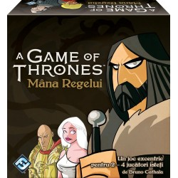 A Game of Thrones - Mana Regelui