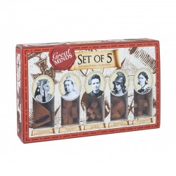 Great Minds - Women - Set 5 Puzzle