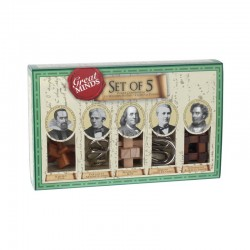 Great Minds - Set of 5 - Men