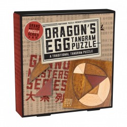 Dragon's Egg Tangram