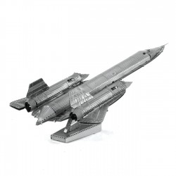 Metal Earth SR-71 Blackbird