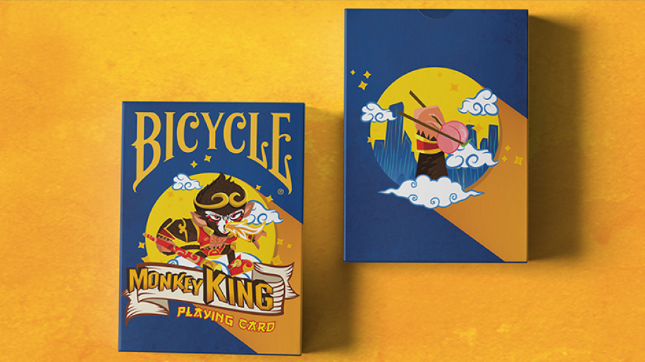 Bicycle Monkey King